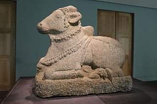 Figure of Nandi