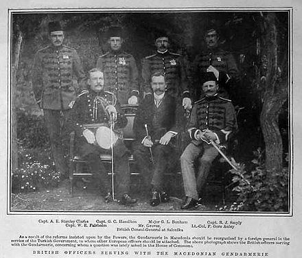 British Officers in the Ottoman Gendarmerie, 1904 British Officers in the Ottoman Gendarmerie Graphic June 25 1904.JPG
