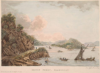 Briton Ferry, Glamorgan