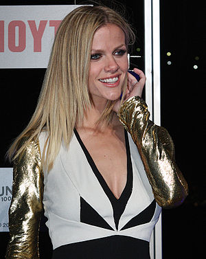 Brooklyn Decker - Decker at the Australian premiere of Battleship in 2012