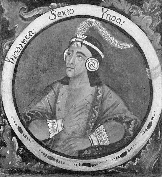 File:Brooklyn Museum - Inca Roca, Sixth Inca, 1 of 14 Portraits of Inca Kings - overall.jpg