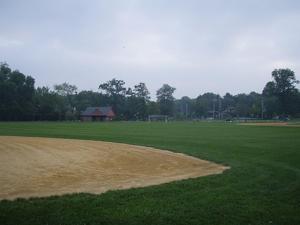 Brookside school field