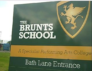 The Brunts Academy Academy in Mansfield, Nottinghamshire, England