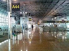 Terminal de Brussels Airport