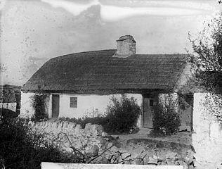 Bryn-gwyn old meeting house, Abergele (1897)