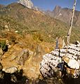 Buddhist mantras painted on stones on the trail to Khumbu Nepal - panoramio (2).jpg