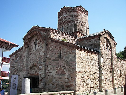 Church of Saint John the Baptist, Nesebar