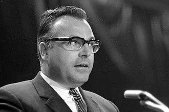 Helmut Kohl - Helmut Kohl, 1969