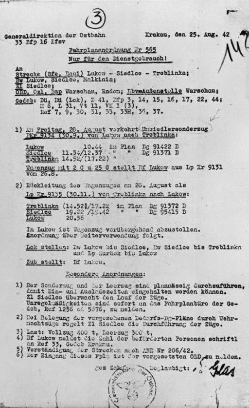Bundesarchiv Bild 183-C0509-0049-012, KZ, Fahrplananordnung