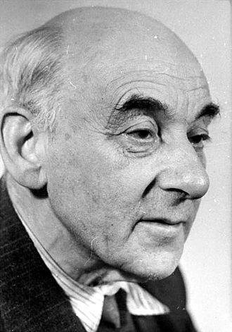 Victor Klemperer - Image: Bundesarchiv Bild 183 S90733, Victor Klemperer