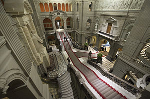 Federal Palace of Switzerland - Image: Bundeshaus Kuppelhalle Uebersicht