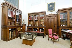 Bureau du directeur, Bibliothèque Sainte-Geneviève