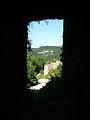 Burg Hohenurach 16 Blick auf den Burgzugang.jpg