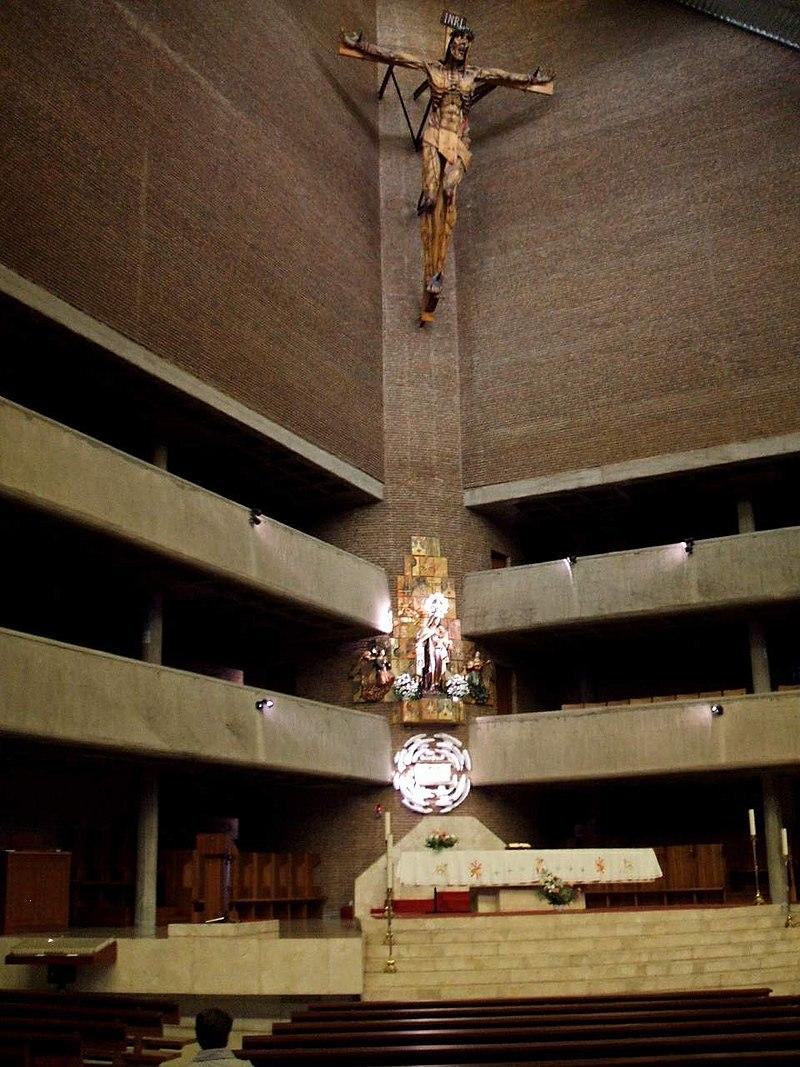 Burgos -Iglesia del Carmen (PP Carmelitas Descalzos) 2.jpg