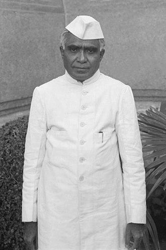 Burgula Ramakrishna Rao - Rao in 1952
