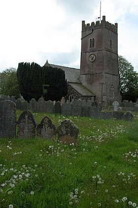 Burrington Church - geograph.org.uk - 170695.jpg