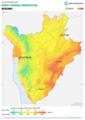 Burundi DNI Solar-resource-map GlobalSolarAtlas World-Bank-Esmap-Solargis.png