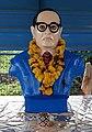 Bust of Dr. Babasaheb Ambedkar in Sillod.jpg