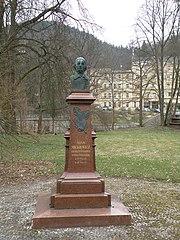 Busta Adama Mickiewicze