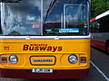 Busways bus 111 Leyland Atlantean EJR 111W Metrocentre rally 2009 pic 9.JPG