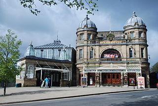 opera house in Buxton, England