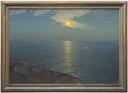 By the Sea (Alfred Bergström) - Nationalmuseum - 18630.tif
