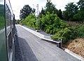Bystřice u Benešova, zdvojkolejňování, km 127,2.jpg