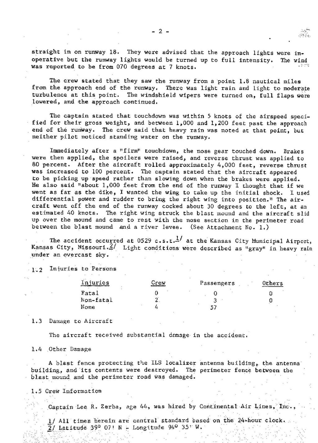 Page:CAB Accident Report, Continental Airlines Flight 12 pdf/2