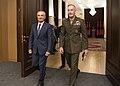CJCS meets with Albanian President (36404606054).jpg