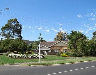 Colonel Light Gardens, South Australia - Lincoln Avenue