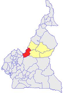 Mayo-Banyo Department in Adamawa Province, Cameroon