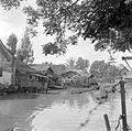 COLLECTIE TROPENMUSEUM Chinese wijk bij Toko Tiga Djakarta TMnr 10014954.jpg