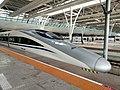 CRH380AL-2566 at Shanghai Hongqiao Railway Station.jpg