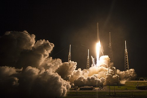 spacex launches rocket - HD1600×900