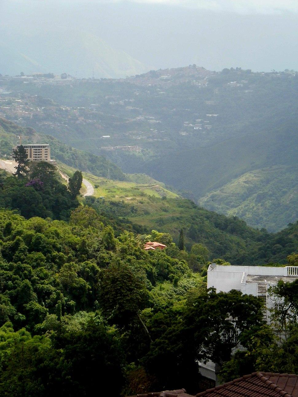 Cañón del río Guaire 2013 000