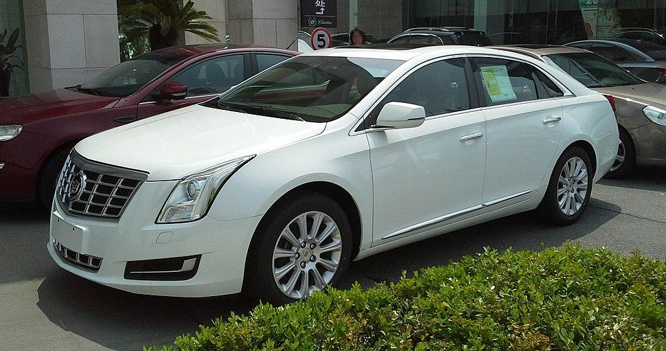 Cadillac XTS 01 China 2014-04-14