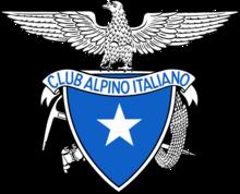 Logo des CAI