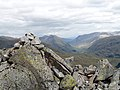Cairn, Pt. 841m, Beinn Fhionnlaidh - geograph.org.uk - 816215.jpg