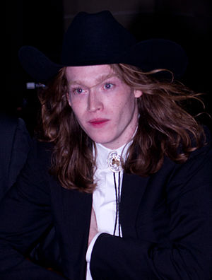 Caleb Landry Jones - Jones at the Toronto International Film Festival, September 9, 2012