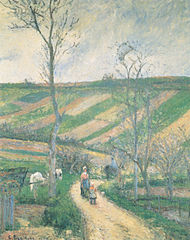 The Fond-de-L'Hermitage, Pontoise