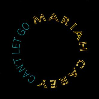 Can't Let Go (Mariah Carey song) - U.S. CD promotional single