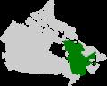 Canada carte du Quebec (transparent).png