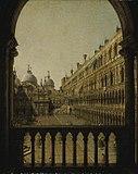 Внутренний двор Дворца дожей, Венеция