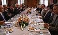Canciller Patiño ofrece almuerzo de bienvenida a alto representante de MERCOSUR, Samuel Pinheiro Guimaraes (6345248816).jpg