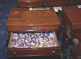 Candy Desk