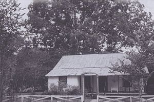 National Register of Historic Places listings in Gilchrist County, Florida - Image: Cannon Farm, Bell FL