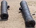 Canon at Badagry slave market.jpg