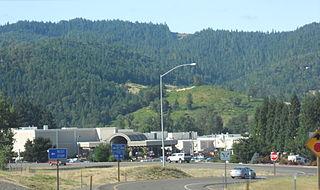 Canyonville, Oregon City in Oregon, United States