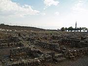 Capernaum ruins by David Shankbone