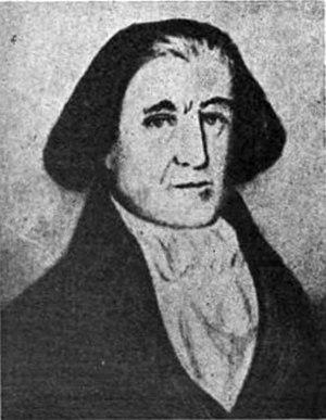 Robert Gray's Columbia River expedition - Captain Robert Gray